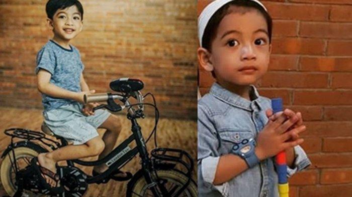 Lama Tak Terlihat, Potret Jan Ethes Makin Bikin Gemas, Cucu Jokowi Pamerkan Senyum Manisnya