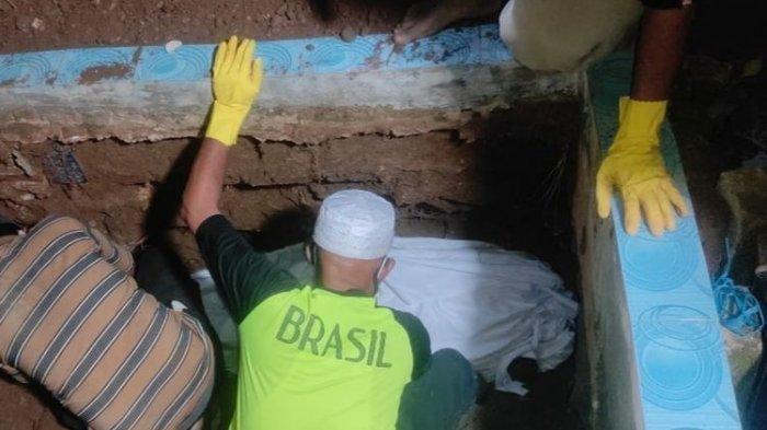 Kisah Dibalik Temuan Jenazah Nenek di Tengah Laut, Bikin Geger Warga Ambon : Sudah Dikubur Sebulan