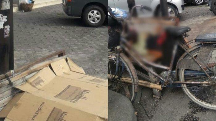 Seorang Pria Ditemukan Tewas di Kawasan Pasar Kembang Solo, Evakuasi dengan Protokol Covid-19