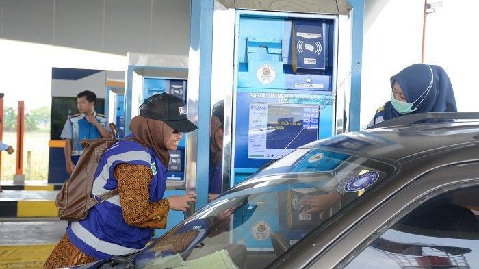 Kpw BI Solo Imbau Pengendara Tidak Melakukan Top Up Non Tunai E-toll di Gerbang Jalan Tol