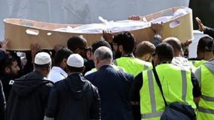 Kisah Relawan yang Menangis Usai Mandikan 47 Jenazah Korban Penembakan Masjid di Selandia Baru