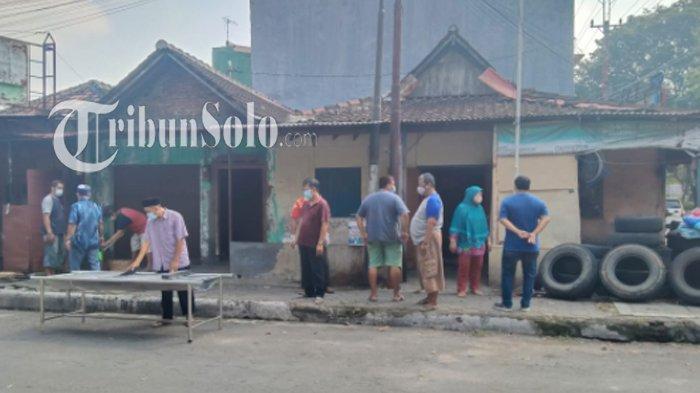 Curiga 2 Hari Tambal Ban Sebelah Kantor Pemkab Sukoharjo Tutup, Warga Kaget Ada Jenazah di Dalam