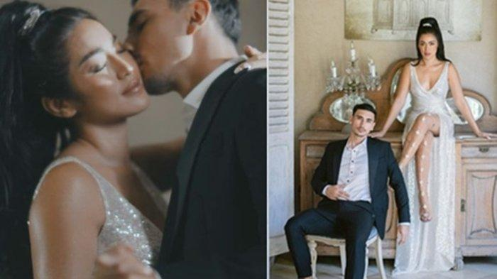 Intip Foto-foto Prewedding Jessica Iskandar dan Vincent Verhaag,Jedar Ungkit Soal Kisah Masa Lalunya