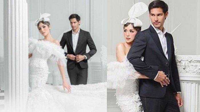 Jessica Iskandar Ziarah ke Makam Olga Syahputra untuk Meminta Izin Nikah dengan Richard Kyle