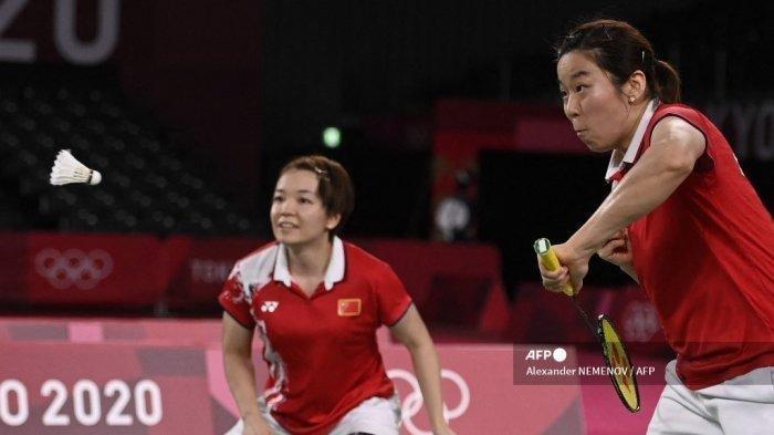Olimpiade Tokyo 2020: Chen Qing /Jia Yi Gagal Rebut Emas, Tiongkok Gagal Ulangi Kesempurnaan 2012