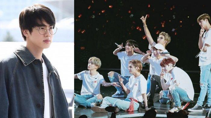 Jika Jin BTS Masuk Wamil, Apa yang Terjadi pada BTS dan 6 Membernya? Begini Prediksinya