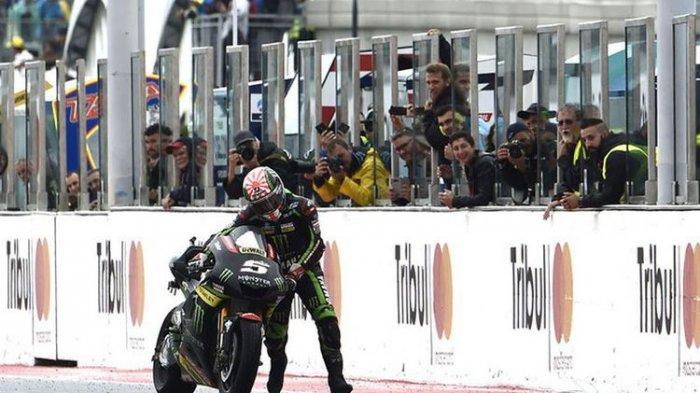 Pembalap Tech 3 Ini Ngebet Gantikan Posisi Rossi di Tim Utama Yamaha