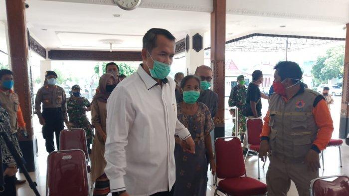 BREAKING NEWS: Ibu Rumah Tangga Positif Covid-19 Asal Wonogiri Dinyatakan Sembuh