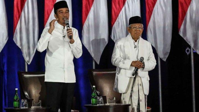 27 Ribu TNI-Polri Bakal Dikerahkan dalam Pelantikan Jokowi-Ma'ruf 20 Oktober 2019