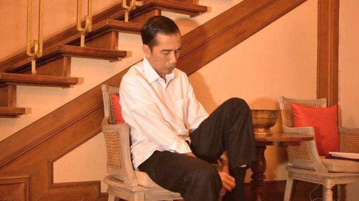 Jokowi Kenang Masa Lalu, Jadi Karyawan di Aceh lalu Nekat Pulang Kampung Hanya Bermodal Gajinya