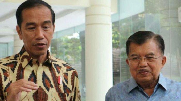 Pilpres 2019, Wapres JK Tegaskan Dukungan untuk Jokowi