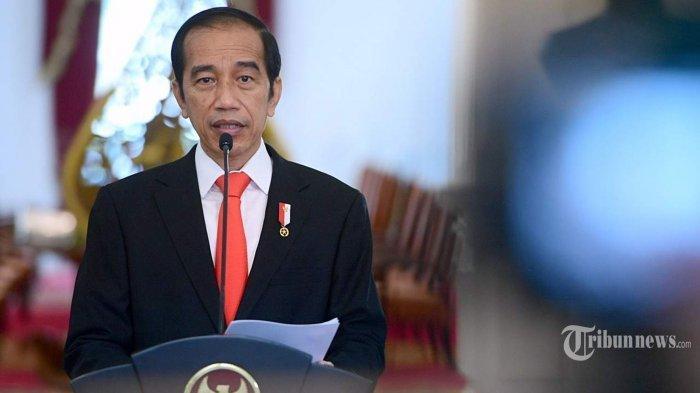 Jokowi Ingatkan Ketegasan Daerah untuk Tegakan Disiplin Protokol Kesehatan