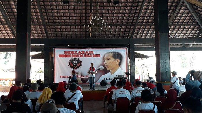 Jokowi Center Solo Raya Targetkan Jokowi-Ma'ruf Amin Raup Suara hingga 75 Persen di Pilpres 2019
