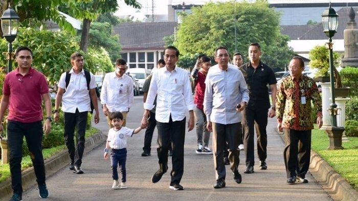 Soal Putusan Sengketa Pilpres 2019 di MK, Keluarga Joko Widodo Tegaskan Tak Gelar Kegiatan Apapun