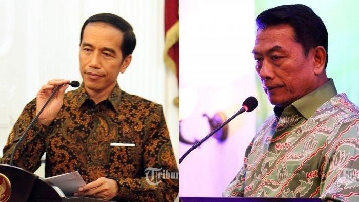 Jokowi Masih Diam soal Kasus Moeldoko dan Demokrat, Pengamat: Diamnya Presiden Punya Banyak Arti