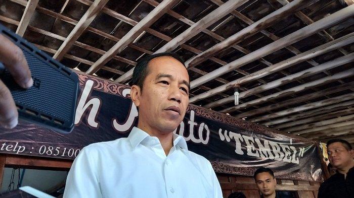 JokowiMengaku Sudah Kantongi Nama Calon MenteriKabinet Kerja Jilid II, Ini Bocorannya