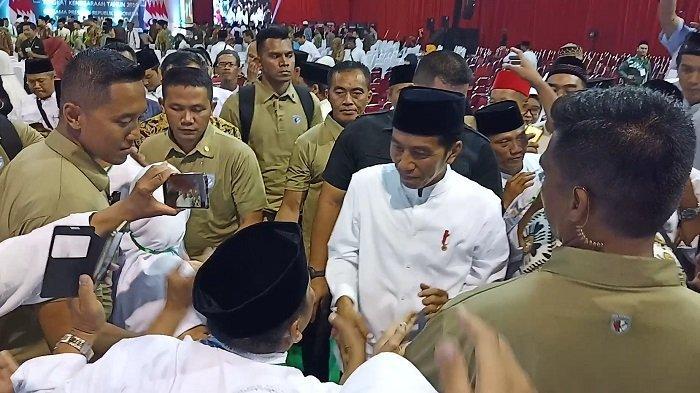 Jokowi Tidak Ingin Indonesia Dilanda Perang seperti Afghanistan Gara-gara Masalah Politik