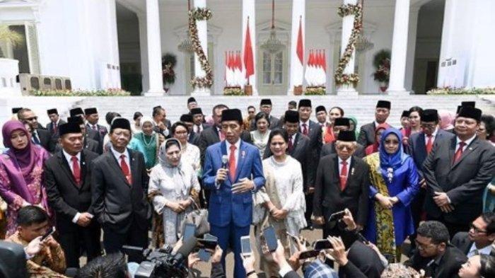 Menurut Survei Indo Barometer, Ini Menteri Paling Jenius dan Berani dalam Kabinet Jokowi-Maruf Amin