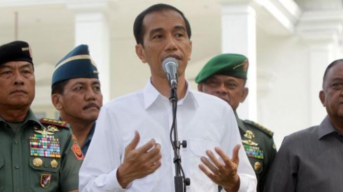 BREAKING NEWS: Presiden Jokowi Nyatakan Dua Orang di Indonesia Positif Virus Corona