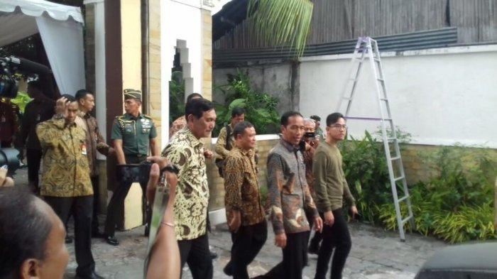Jokowi Minta Maaf soal Lalu Lintas Terganggu Akibat Pernikahan Kahiyang