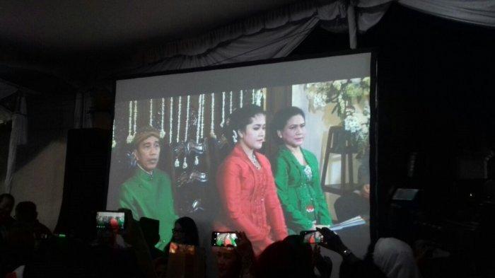 Datang ke Rumah Jokowi di Malam Midodareni, Bobby Nasution Hanya diberi Air Putih