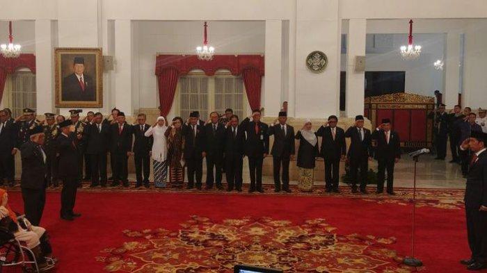 Empat Tokoh Terima Gelar Pahlawan dari Presiden Jokowi