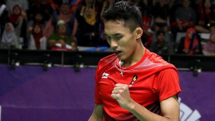 Melenggang ke Final Asian Games 2018, Inilah Potret Jonatan Christie: Pernah Main Film