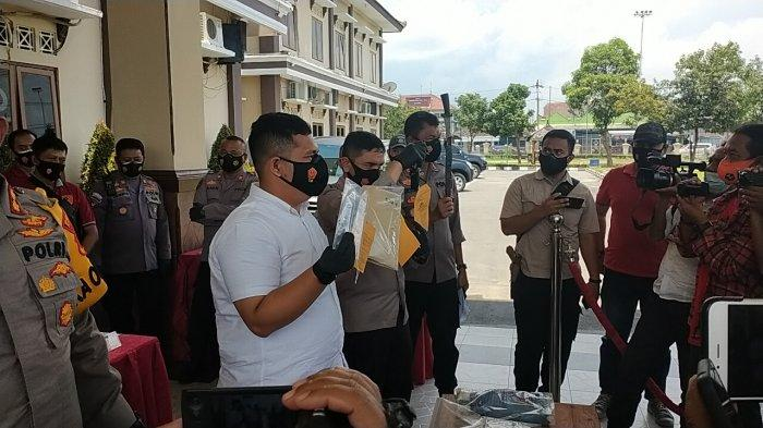 Dorr! Cekcok Dua Tetangga di Klaten Berakhir dengan Enam Tembakan Senjata Airsoft Gun