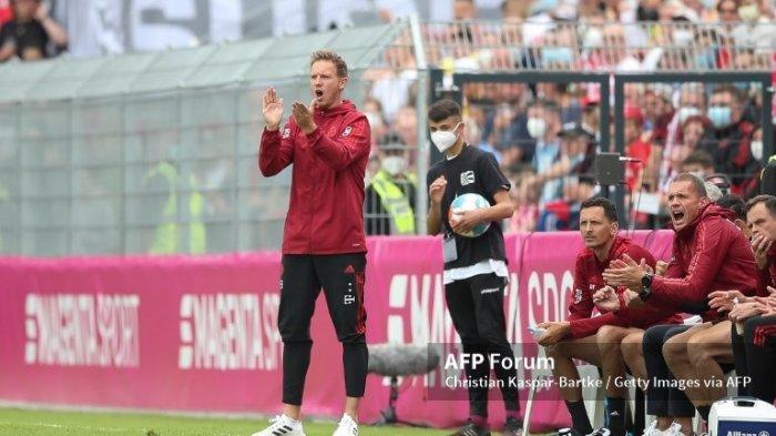 Ben Pavard Masih Loyo, Pelatih Bayern Munchen Julian Nagelsmann Panik? Kini Bidik Tiga Bek Barcelona