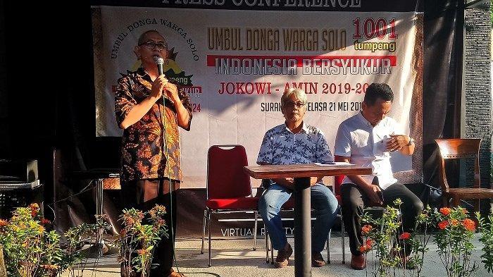 FX Hadi Rudyatmo akan Bawa Tumpeng dalam Umbul Donga Kemenangan Jokowi-Amin dan Kirab di Solo