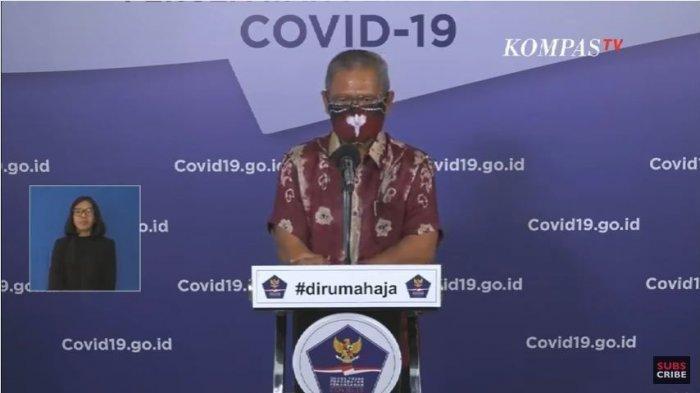 UPDATE Corona di Indonesia 2 Mei 2020: Jumlah Pasien Positif Covid-19 Mencapai 10.843 Orang