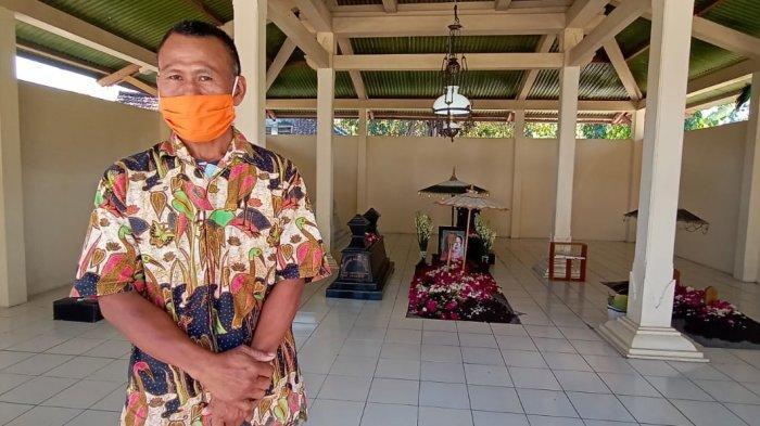 Kisah Sidik Suramto, Dipercaya Sudjiatmi hingga Presiden Jokowi untuk Jadi Juru Kunci Makam Keluarga