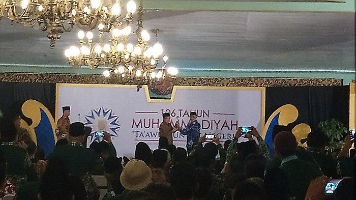 Jusuf Kalla: Muhammadiyah Award Ini Saya Persembahkan untuk Ibu Mertua dan Isteri Saya