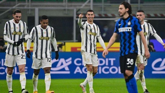 Partai Penentuan dan Penuh Gengsi, Juventus Diyakini Tak Sudi Beri Guard of Honour ke Inter Milan