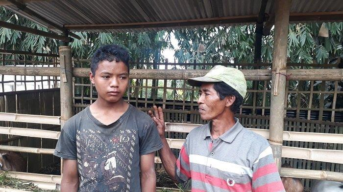 Pengakuan Tetangga Juwadi Bocah Lereng Merbabu Boyolali: Pekerja Keras dan Tulang Punggung Keluarga