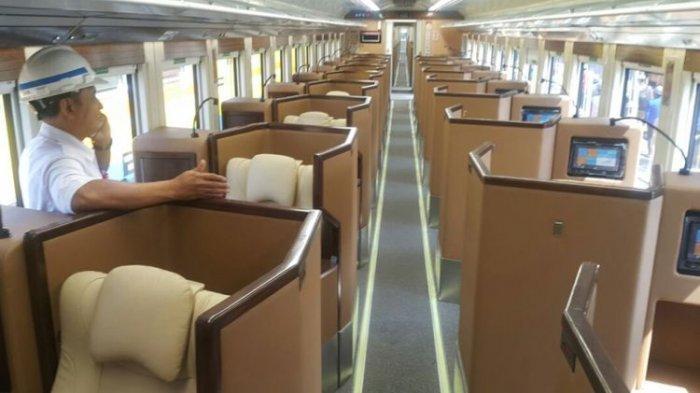 Tiket Kereta Sleeper Sudah Ludes Terjual hingga H+1 Lebaran