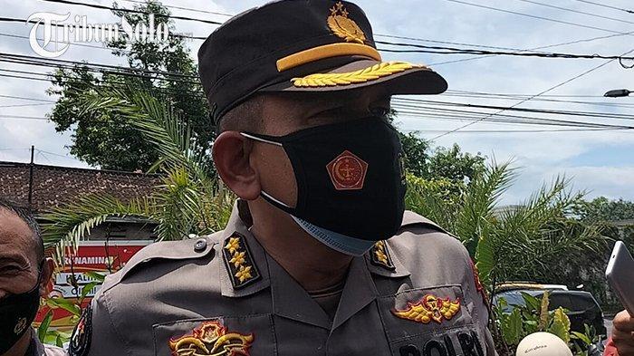 Wanita Asal Sukoharjo Diperiksa Polisi, Terkait Kasus Pencemaran Sungai Bengawan Solo