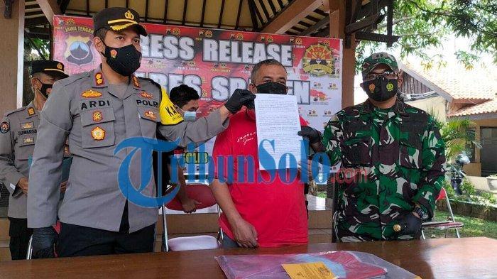 Pasca Membuat Baliho Kontroversial, Kades Jenar Sragen Dipanggil Polisi : Namun Tidak Ditahan