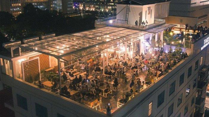 Viral, Owner Kafe di Jakarta Larang Pengunjung Datang Pakai Sandal Jepit, Aturannya Tuai Pro Kontra