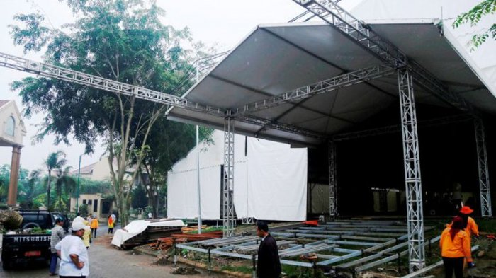 40 KK Tetangga Bobby Nasution di Medan Siap Membantu Proses Ngunduh Mantu Kahiyang Ayu