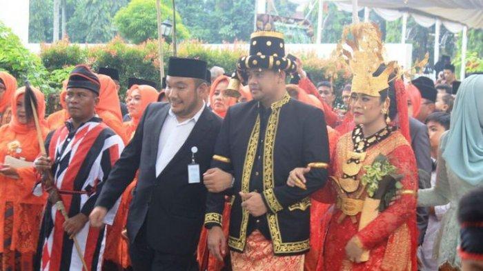 Bobby Nasution dan Kahiyang Selesai Jalani Semua Rangkaian Prosesi Adat di Medan