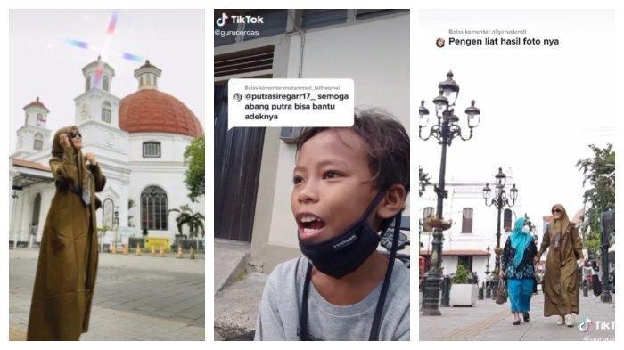 Viral Bocah SD Jadi Fotografer Bermodal HP di Semarang, Ternyata Pernah Dibayar Rp 2 Ribu