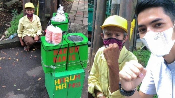 Viral Cerita Kakek Penjual Arum Manis di Bogor Dirampok: Pelaku Ngaku Polisi dan Ancam Tembak