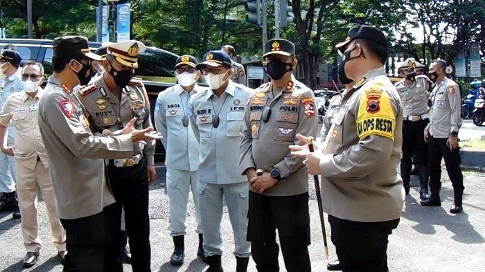 Kakorlantas Minta 5 Pos di Solo Siaga & Petugas Cek Kampung : Pemudik Terindikasi Covid-19 Diisolasi