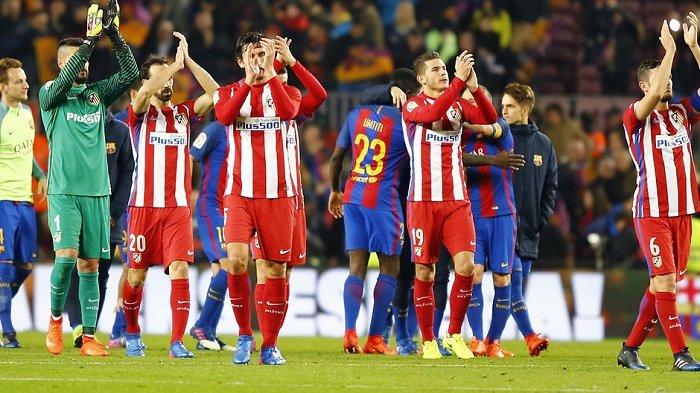 Dua Klub Raksasa Inggris Bisa Berebut Gelandang Atletico Madrid