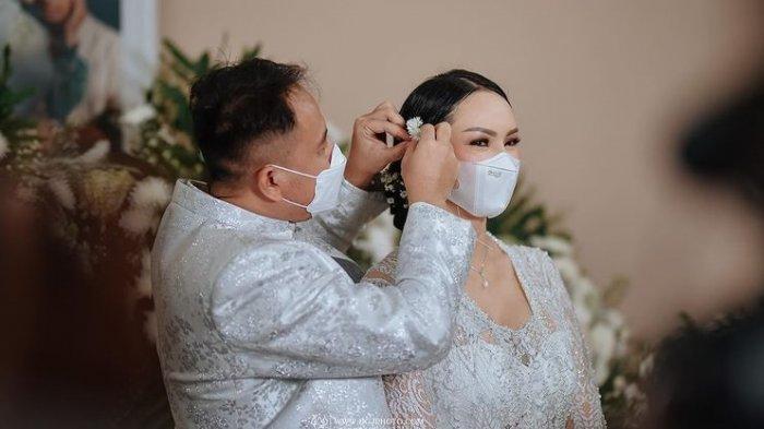 Kalina Ocktaranny Tanggapi Komentar Buruk seusai Pernikahannya dengan Vicky Batal Gara-gara Berkas