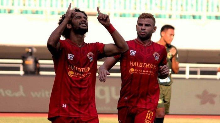 Hasil Akhir Kalteng Putra vs Bhayangkara Liga 1 2019: Tuan Rumah Balikkan Keadaan