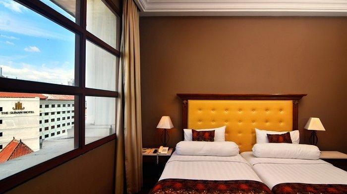 The Sunan Hotel Solo Luncurkan Paket Kamar A Fame and Fortune untuk Januari 2019