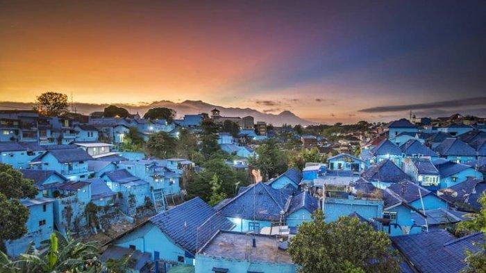 Lima Tempat Wisata Hits Kota Malang: Malang Night Paradise sampai Kampung Biru Arema
