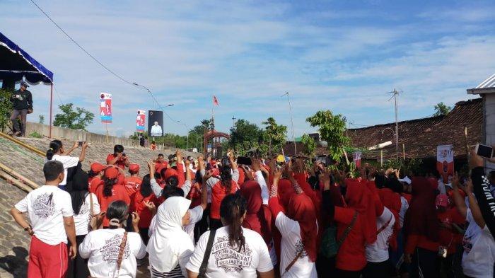 Kampung Jokowi-Amin di Solo Bertambah, Kenteng Semanggi Ikut Deklarasi Dukung Paslon 01